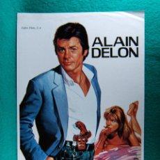 Cine: POR LA PIEL DE UN POLICIA-ALAIN DELON-ANNE PARILLAUD-MICHEL AUCLAIR-ILUSTRADO POR JANO-2 PAGINA-1982. Lote 195389480