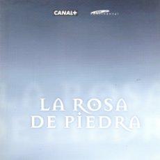 Cine: LA ROSA DE PIEDRA. GUIA ORIGINAL ESTRENO.. Lote 195495172