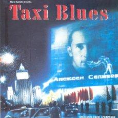 Cine: TAXI BLUES. GUIA ORIGINAL ESTRENO.. Lote 195495553