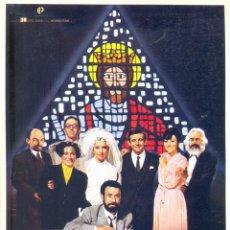 Cine: VIVA LA CLASE MEDIA. GUIA ORIGINAL ESTRENO.. Lote 195496107