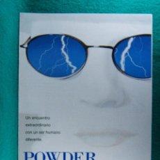 Cine: POWDER-PURA ENERGIA-VICTOR SALVA-MARY STEENBURGEN-JEFF GOLDBLUM-LANCE HENRIKSEN-4 PAGINAS-1995. . Lote 195534745