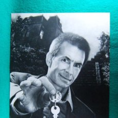 Cine: PSYCHO III-ANTHONY PERKINS-DIANA SCARWID-JEFF FAHEY-INGLES ORIGINAL PRINTED IN U.S.A.-2 PAGINAS-1986. Lote 195772986