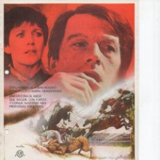 Cine: RETO AL DESTINO. Lote 196339070