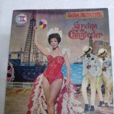 Cine: SARA MONTIEL. LA REINA DE CHANTECLER.1962.SUEVIA FILMS. Lote 196546076