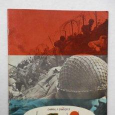 Cinéma: EL DIA MAS LARGO - GUIA ORIGINAL UK - 24 PAG - 22X29CM. VER FOTOS Y DESCRIPCION. Lote 197305561