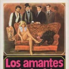 Cine: LOS AMANTES DE LULÚ. Lote 200883226
