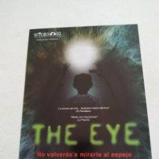 Cine: THE EYE GUIA PUBLICITARIA ORIGINAL DE CINE. Lote 201720770