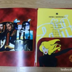 Cine: ATOMICA - BIBI ANDERSON, CAYETANA GUILLEN CUERVO, NATHALIE SESEÑS - GUIA ORIGINAL ALTA FILMS 1997. Lote 204658030