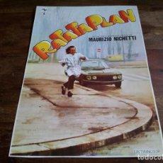 Cine: RATATAPLAN - MAURIZIO NICHETTI, ANGELA FINOCCHIARO, EDY ANGELILLO - GUIA ORIGINAL S. RAMADE AÑO 1979. Lote 206206610