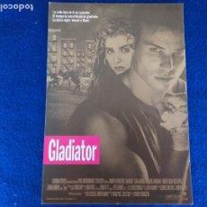 Cine: GUÍA ORIGINAL DE LA PELÍCULA: GLADIATOR.. Lote 206353502