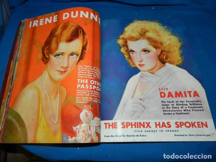 Cine: (M) GUIA PUBLICITARIA DE CINE - RKO-RADIO PICTURES 1931 - 32 - ESPECTACULAR GUIA PUBLICITARIA - Foto 19 - 180396878