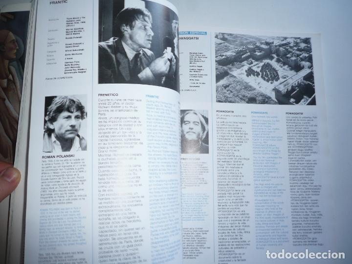 Cine: Catálogo del 36 Festival Intenacional de Cine de San Sebastian Zinemaldia (1988) - Foto 5 - 207026923