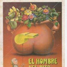 Cine: EL HOMBRE DEL PITO MÁGICO. Lote 207163072