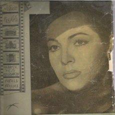 Cine: GUIA TEMPORADA 1958 CINES NOTARIO. Lote 207379752