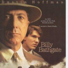 Cine: BILLY BATHGATE. Lote 208033415