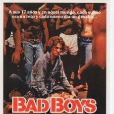 Cine: BAD BOYS. Lote 208035771