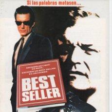 Cine: BEST SELLER. Lote 209004798