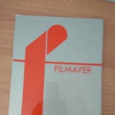 Cine: LISTA DE MATERIAL FILMAYER SELECCION DE PRIMAVERA 1980. Lote 209342887