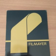 Cine: LISTA DE MATERIAL FILMAYER 1º SELECCION. Lote 209344000
