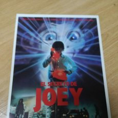 Cine: EL SECRETO DE JOEY-ROLAND EMMERICH-JOSHUA MORRELL-EVA KRYLL-JAN ZIEROLD-. Lote 210223458