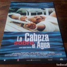 Cine: LA CABEZA SOBRE EL AGUA - SVEIN ROGER KARLSEN,LENE ELISE BERGUM - GUIA ORIGINAL ARABA FILMS AÑO 1993. Lote 210473603