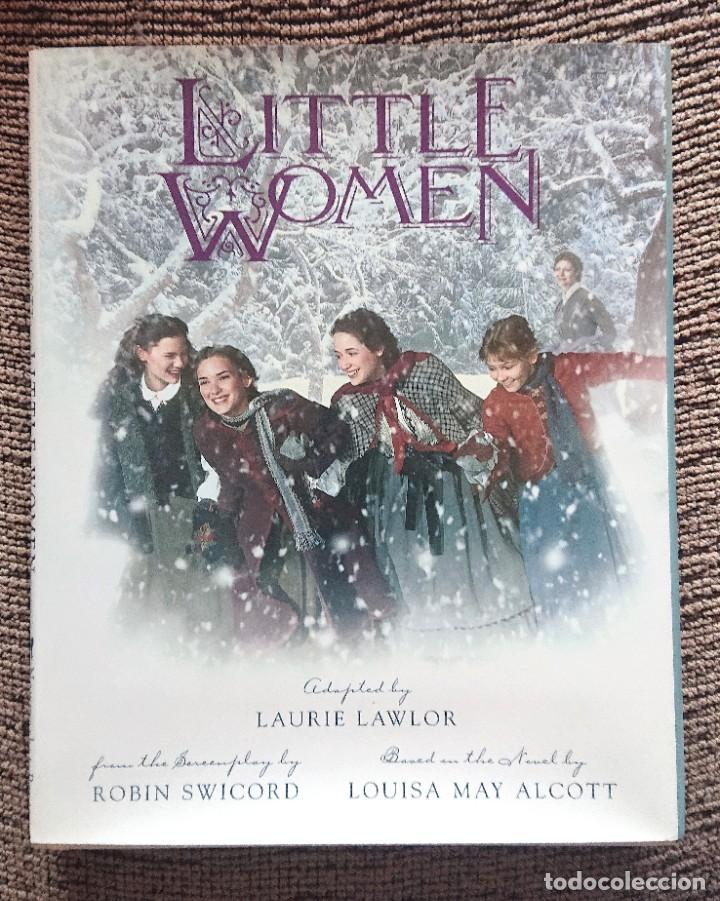 LITTLE WOMEN · NEWMARKET PRESS NEW YORK 1994 (Cine - Guías Publicitarias de Películas )