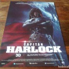 Cine: CAPITAN HARLOCK - ANIMACION - DIR. SHINJI ARAMAKI - GUIA ORIGINAL SURTSEY AÑO 2013. Lote 210961064