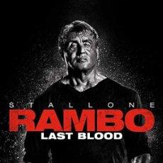 Cine: RAMBO LAST BLOOD. Lote 211603139