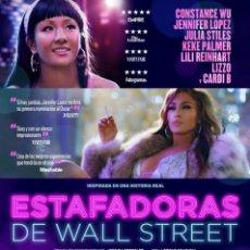 Cine: ESTAFADORAS DE WAL STREET. Lote 211604837