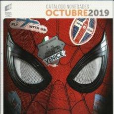Cine: CATALOGO NOVEDADES 2019 SONY. Lote 211604874