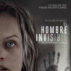 Cine: EL HOMBRE INVISIBLE. Lote 211617165