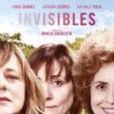 Cine: INVISIBLES. Lote 211617179