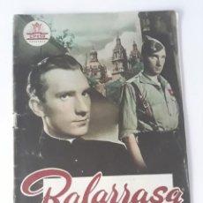 Cinema: BALARRASA - FERNANDO FERNAN-GÓMEZ - CIFESA GUIA PUBLICITARIA. Lote 214236426