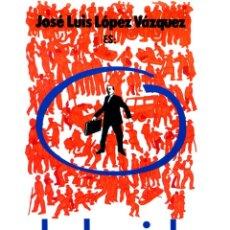 Cine: EL ELEGIDO GUÍA ORIGINAL SIMPLE DE SU ESTRENO EN ESPAÑA) JOSÉ LUIS LÓPEZ VÁZQUEZ - AMPARÓ BARO. Lote 215108228