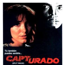 Cine: CAPTURADO (GUÍA ORIGINAL DOBLE CON FOTOS DE SU ESTRENO EN ESPAÑA) PETER FONDA. Lote 215273697