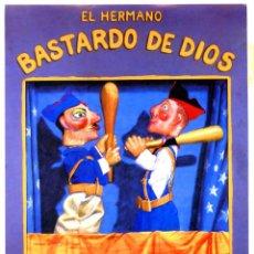 Cine: EL HERMANO BASTARDO DE DIOS (GUÍA ORIGINAL DOBLE DE SU ESTRENO EN ESPAÑA) FRANCISCO RABAL. Lote 215273861