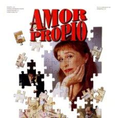 Cine: AMOR PROPIO (GUÍA ORIGINAL SIMPLE DE SU ESTRENO EN ESPAÑA) VERÓNICA FORQUÉ. Lote 215274677