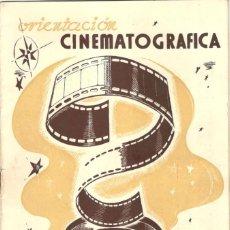 Cine: PUBLIA - REVISTA CINEMATOGRAFICA - 1939-40 - 12 PAGINAS - RARA.. Lote 215492138
