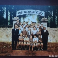 Cine: LOS CHICOS DEL CORO, CHRISTOPHE BARRATIER, GUIA CON 8 PÁGINAS. Lote 218079975