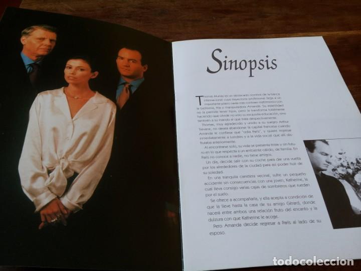Cine: Nunca jamás - Sandrine Bonnaire, Jane March, James Fox - guia original de lujo araba año 1997 - Foto 2 - 220608250