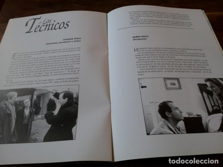 Cine: Nunca jamás - Sandrine Bonnaire, Jane March, James Fox - guia original de lujo araba año 1997 - Foto 7 - 220608250