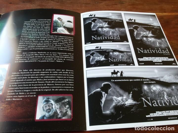 Cine: Natividad - Keisha Castle-Hughes, Oscar Isaac, Shohreh Aghdashl - guia original tripictures año 2006 - Foto 3 - 220608980
