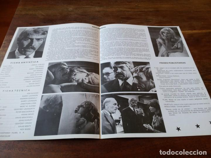 Cine: nueva moda en el crimen - james coburn, lee grant, ian hendry - guia original hispamex año 1974 - Foto 2 - 220609631