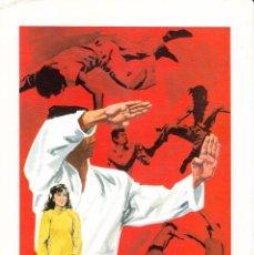 Cine: DEDOS DE ACERO / WANG YU - 1976. Lote 221935458