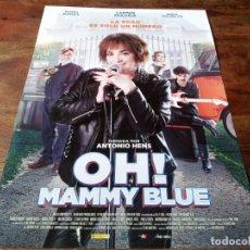 Cine: OH! MAMMY BLUE - CARMEN MAURA, RAMÓN BAREA, MARÍA PUJALTE - GUIA ORIGINAL SYLDAVIA 2018. Lote 221936498
