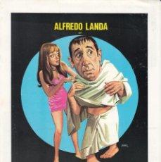 Cine: LAS OBSESIONES DE ARMANDO / ALFREDO LANDA - 1975. Lote 221937741