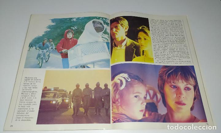 Cine: E.T. EL EXTRATERRESTRE - DOSSIER GRAFICO Y LITERARIO - Foto 5 - 222328296