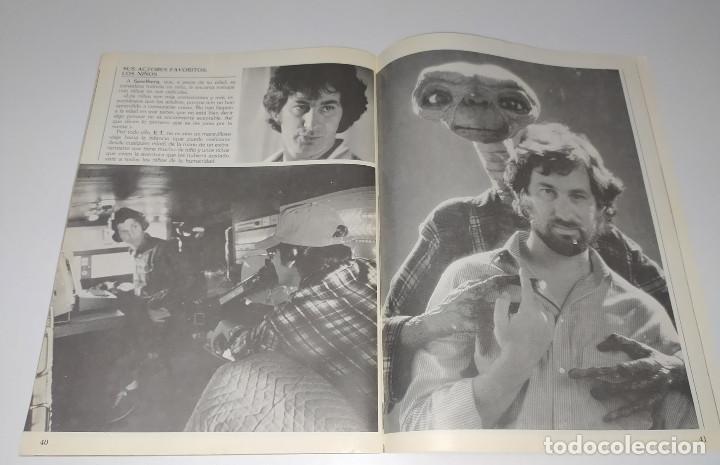 Cine: E.T. EL EXTRATERRESTRE - DOSSIER GRAFICO Y LITERARIO - Foto 7 - 222328296