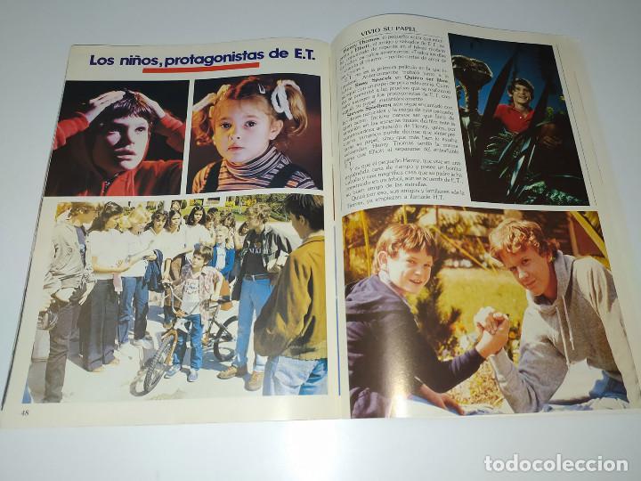 Cine: E.T. EL EXTRATERRESTRE - DOSSIER GRAFICO Y LITERARIO - Foto 9 - 222328296