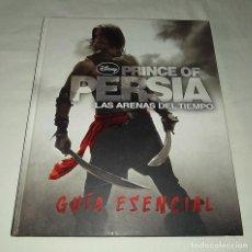 Cine: PRINCE OF PERSIA, LAS ARENAS DEL TIEMPO - GUIA ESENCIAL. Lote 222330862